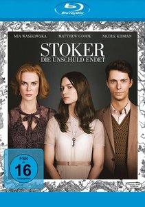 Stoker - Die Unschuld endet - bluray