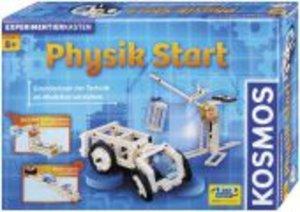 Kosmos 628314 - Physik Start, Einsteiger-Experimentierkasten