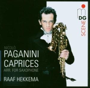 Capricen op.1 (Arr.Saxophon)