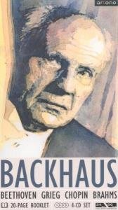 Wilhelm Backhaus (Various)