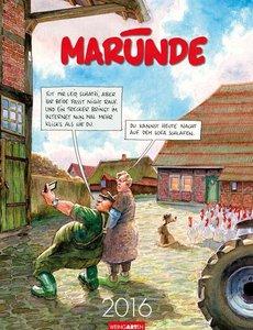Marunde 2016