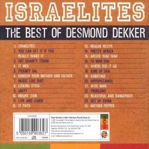 Israelites/Best Of Dekker 63-7