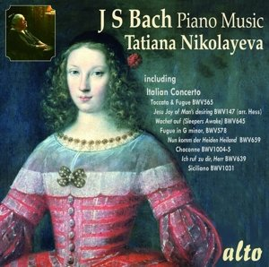 Bach Piano Muisc