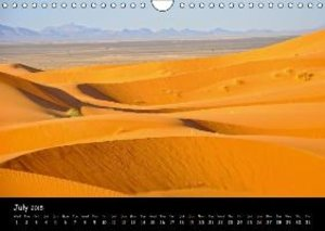 Impressions of Morocco 2015 (Wall Calendar 2015 DIN A4 Landscape