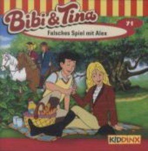Bibi und Tina 71. Falsches Spiel mit Alex
