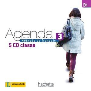 Agenda 3. 5 Audio-CDs