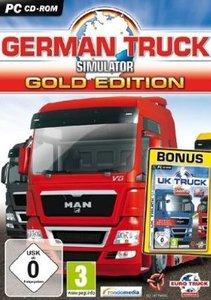 German Truck Simulator: Gold-Edition