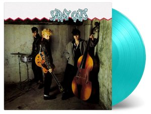 Stray Cats (Limited Turquoise Vinyl)