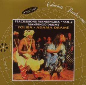Mandingo Drums 2