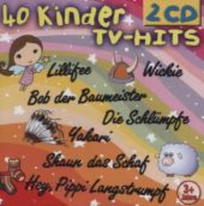 40 Kinder TV-Hits