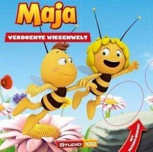 Die Biene Maja Activitybuch mit Drehscheiben