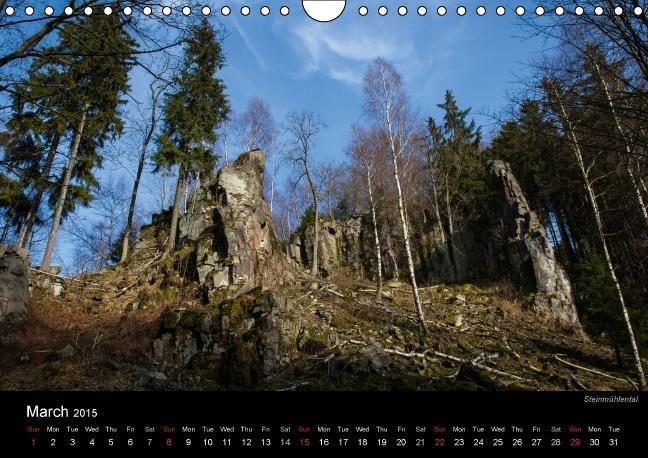 Harz-Photos/UK-Version (Wall Calendar 2015 DIN A4 Landscape) - zum Schließen ins Bild klicken