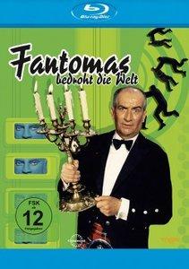 Fantomas bedroht die Welt BD