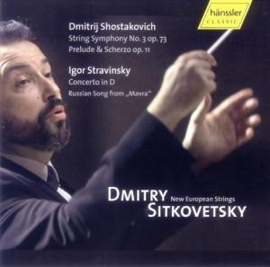 Streichersymphonie/Prelude