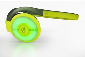 Avengers: Age of Ultron - Bluetooth/NFC Neck Headset - Hulk