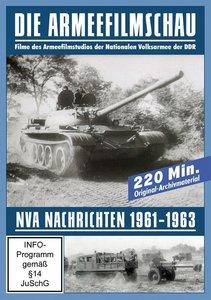 Die Armeefilmschau - NVA Nachrichten - 1961-1963