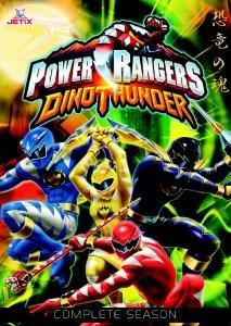 Dino Thunder (Komplette Staffel)