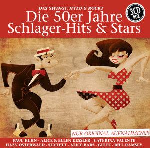 Die 50er Jahre Schlager-Hits & Stars