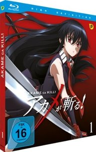 Akame ga Kill - Blu-ray Vol. 1