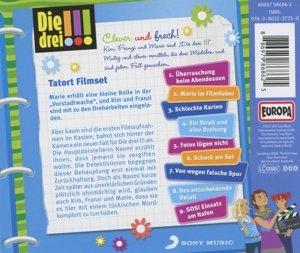 Die drei !!! 26: Tatort Filmset (Ausrufezeichen)