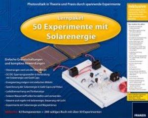 50 Experimente mit Solarenergie
