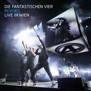 Die Fantastischen Vier. Rekord - Live in Wien