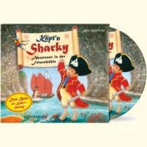 Käpt'n Sharky-Abenteuer in der Felsenhöhle