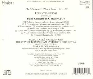 Romantic Piano Concerto Vol.22