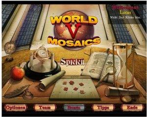 World Mosaics V