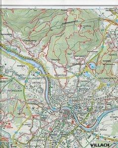 Villach / Faaker See 1 : 25 000