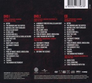 Live From Beyond Hell/Above Heaven(DLX 1 CD 2 DVD)