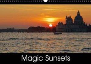 Magic Sunsets (Wall Calendar 2015 DIN A3 Landscape)