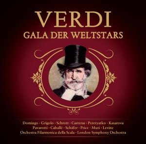Verdi - Gala der Weltstars