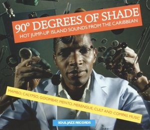90 Degrees Of Shade