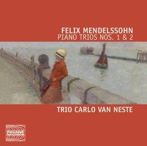 F Piano Trios 1 & 2
