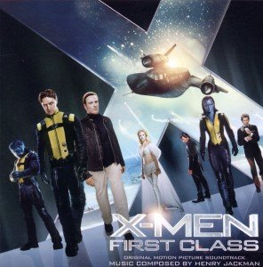 X-MEN - Erste Entscheidung/OST