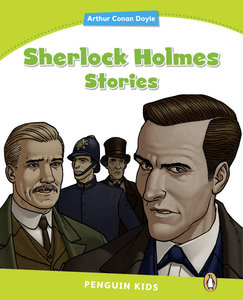 Penguin Kids 4 Two Sherlock Holmes Stories Reader