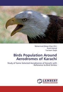 Birds Population Around Aerodromes of Karachi