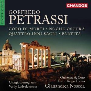 Chorwerke-Coro di morti/Partita for Orchestra