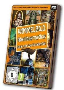 Wimmelbild - Abenteuermythos