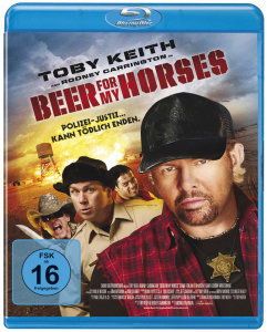 Beer for my Horses (Blu-ray)