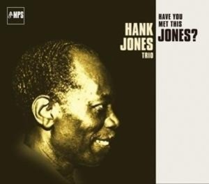 Have You Met This Jones?
