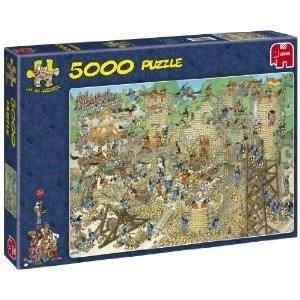 Jan van Haasteren - Mittelalter - 5000 Teile Puzzle