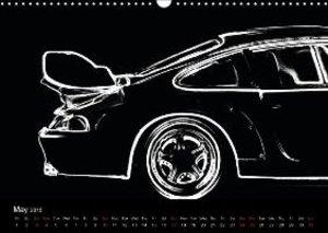 911 Lines (Wall Calendar 2015 DIN A3 Landscape)