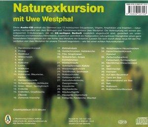 Naturexkursion mit Uwe Westphal