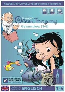 Birkenbihl Sprachen: Englisch, Ocean Treasures, Gesamtbox