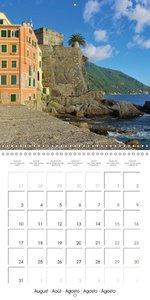 Camogli (Wall Calendar 2015 300 × 300 mm Square)