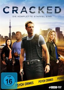 Cracked - Die komplette Staffel 1