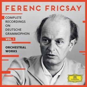 Fricsay-Sämtl.DG Aufnahmen,Vol.1 (Ltd.Edt.)