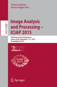 Image Analysis and Processing -- ICIAP 2015